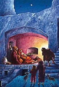 """""""Jesus ist geboren"""" Annegert Fuchshuber"""